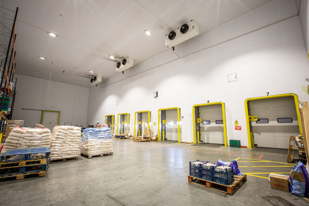 cooks-delight-cold-room-high-speed-roller-shutters-arctic-services